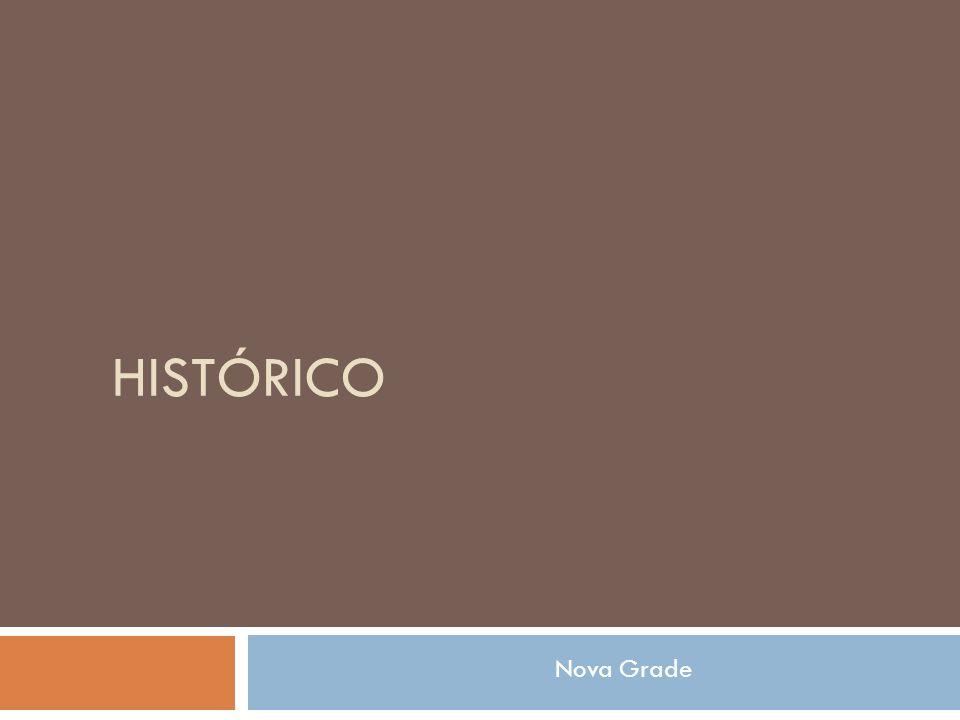 HISTÓRICO Nova Grade