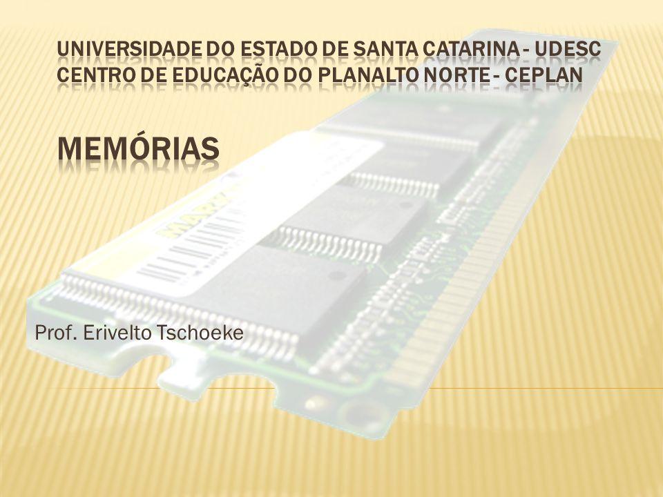Nos computadores atuais, cada posição da memória é configurada para armazenar grupos de oito bits (chamado de um byte).