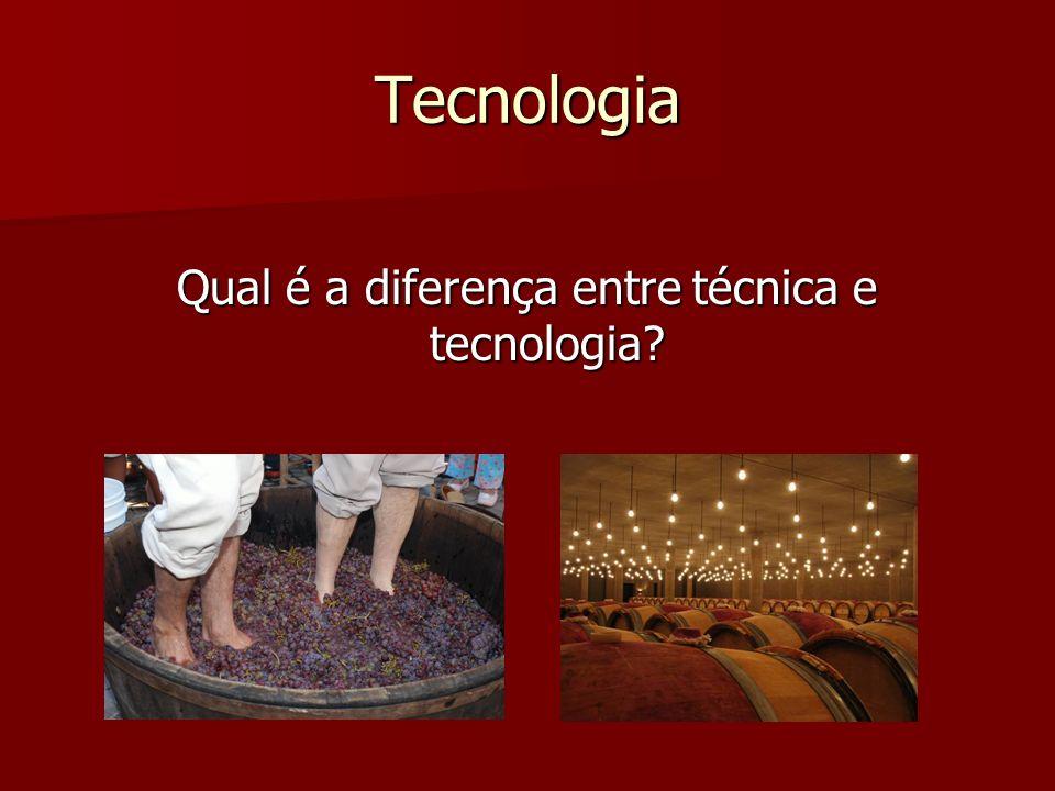 Tecnologia Qual é a diferença entre técnica e tecnologia?