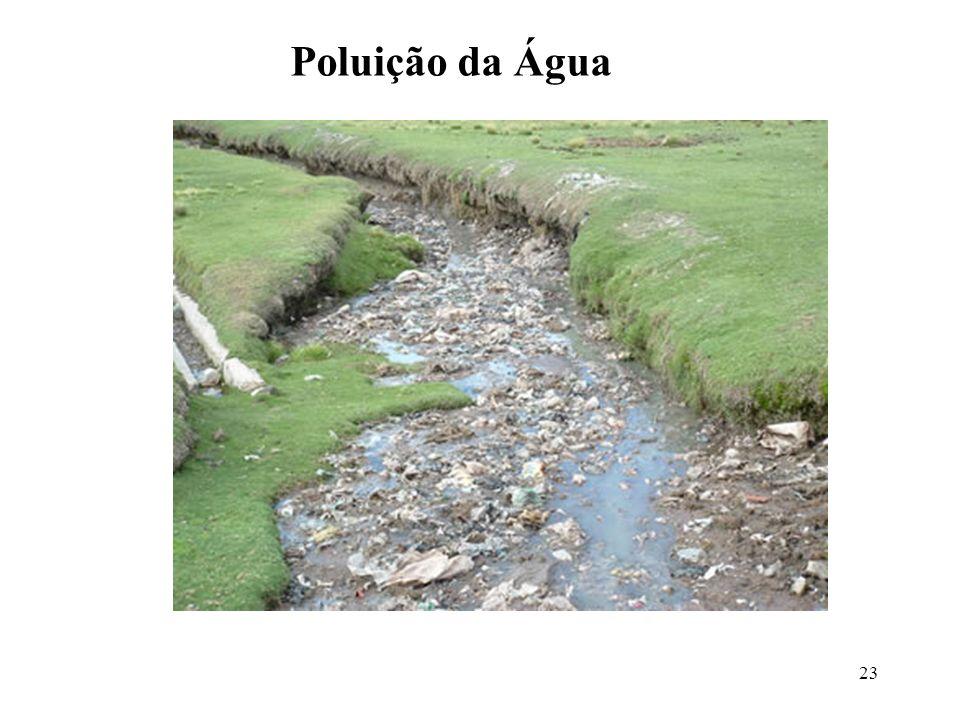 Poluição da Água 23