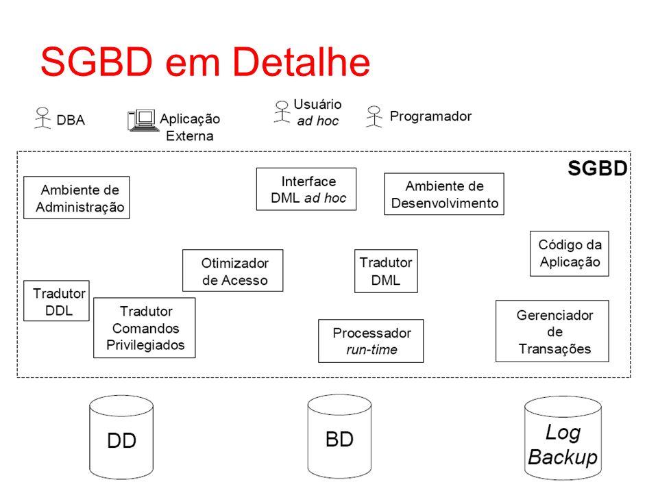 SGBD em Detalhe