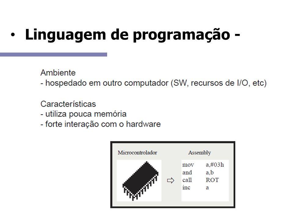 Linguagem de programação -