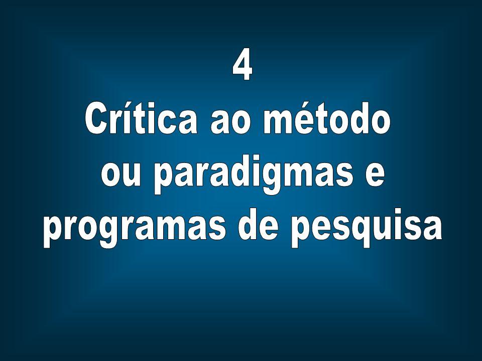 4.1 Paul Feyerabend
