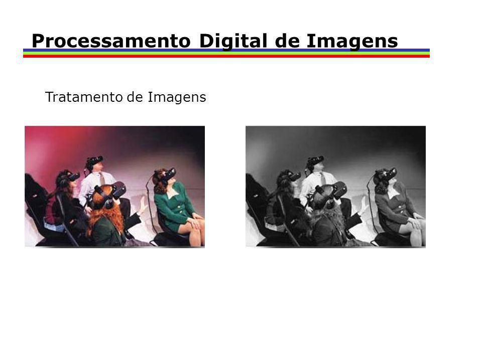 Tratamento de Imagens Processamento Digital de Imagens
