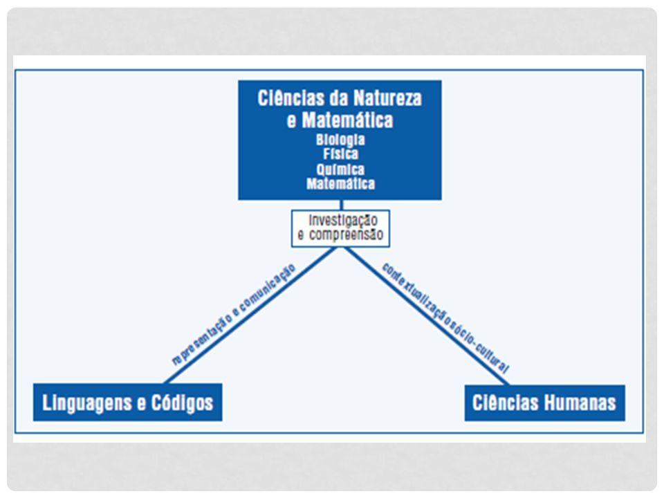 Temas estruturadores do ensino de Química 1.