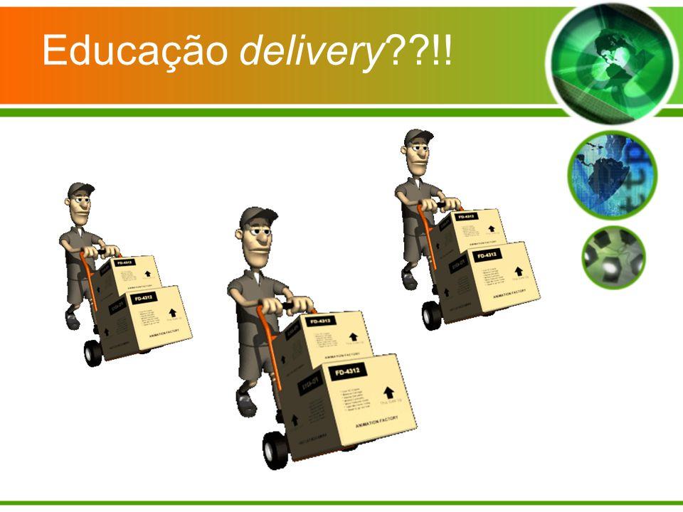 Educação delivery !!