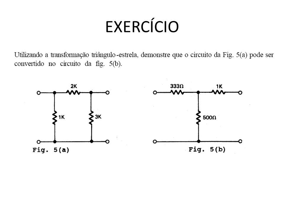 Exercício: Considerar uma instalação de 80kW que tenha um fator de potência de 0,8 e se queira corrigir para 90%.