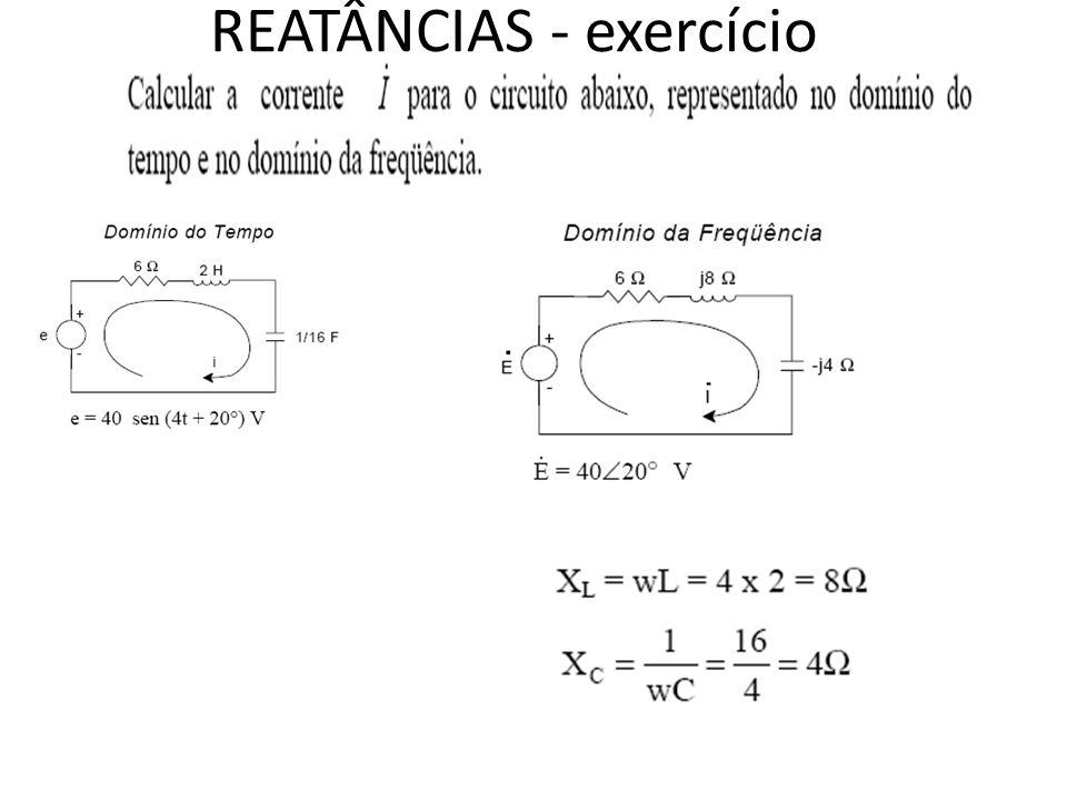 ADMITÂNCIA CIRCUITO DE CORRENTE CONTÍNUA: CONDUTÂNCIA = G = 1/R CIRCUITO DE CORRENTE ALTERNADA: ADMITÂNCIA (SIEMENS) = IMPEDÂNCIA: (onde G é denominado Condutância e B Suscetância.)
