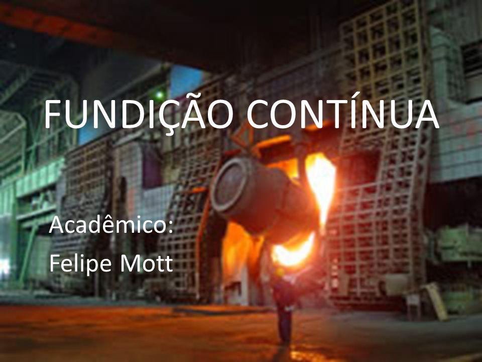 FUNDIÇÃO CONTÍNUA Acadêmico: Felipe Mott