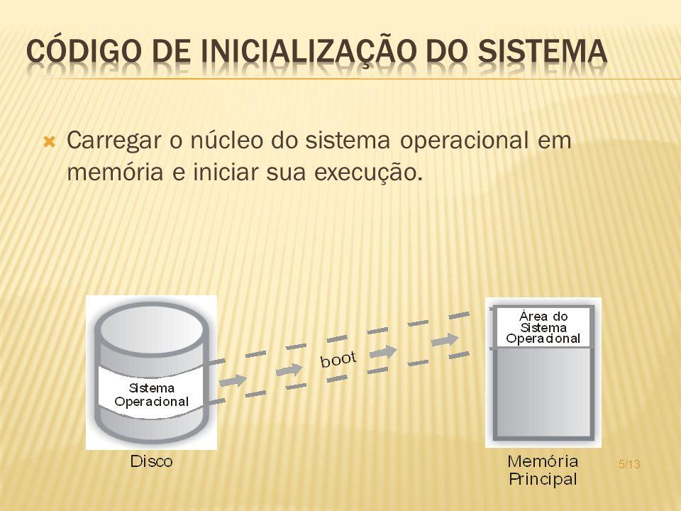 Facilitam o uso do sistema operacional Tradutor Montador e Compilador Interpretador Linker Loader Depurador Interpretador de Comandos (shell) 6/13