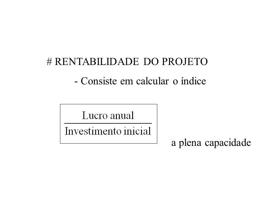 Seja os seguintes projetos Proj A B C D Custo Inicial -50.000 Rec.1 25.000 10.000 20.000 Rec.2 25.000 20.000 10.000 Rec.3 - 5.000 15.000 Rec.4 - 15.000