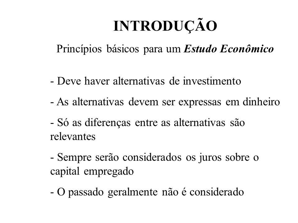 A primeira questão que surge ao se analisar um investimento é quanto ao PRÓPRIO OBJETIVO DA ANÁLISE QUAL É O OBJETIVO DA EMPRESA QUE PRETENDE INVESTIR?
