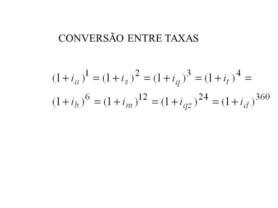 Ex. 1- Um capital de UM 2500 é aplicado a taxa nominal de 90% ao ano com capitalização semestral. a) Qual o montante após um ano de aplicação b) Calcu