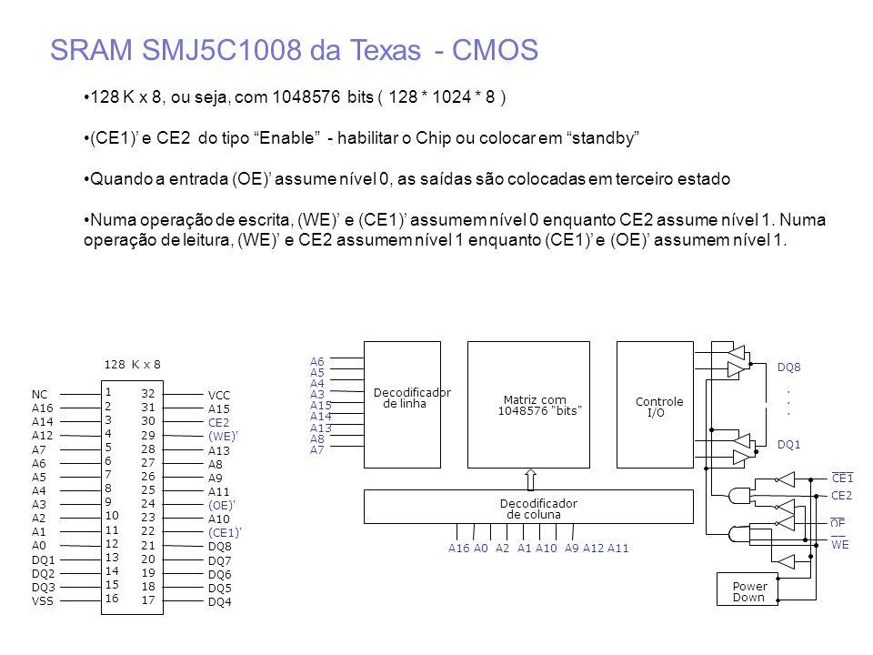 NC A16 A14 A12 A7 A6 A5 A4 A3 A2 A1 A0 DQ1 DQ2 DQ3 VSS 128 K x 8 VCC A15 CE2 (WE)' A13 A8 A9 A11 (OE)' A10 (CE1)' DQ8 DQ7 DQ6 DQ5 DQ4 1 2 3 4 5 6 7 8