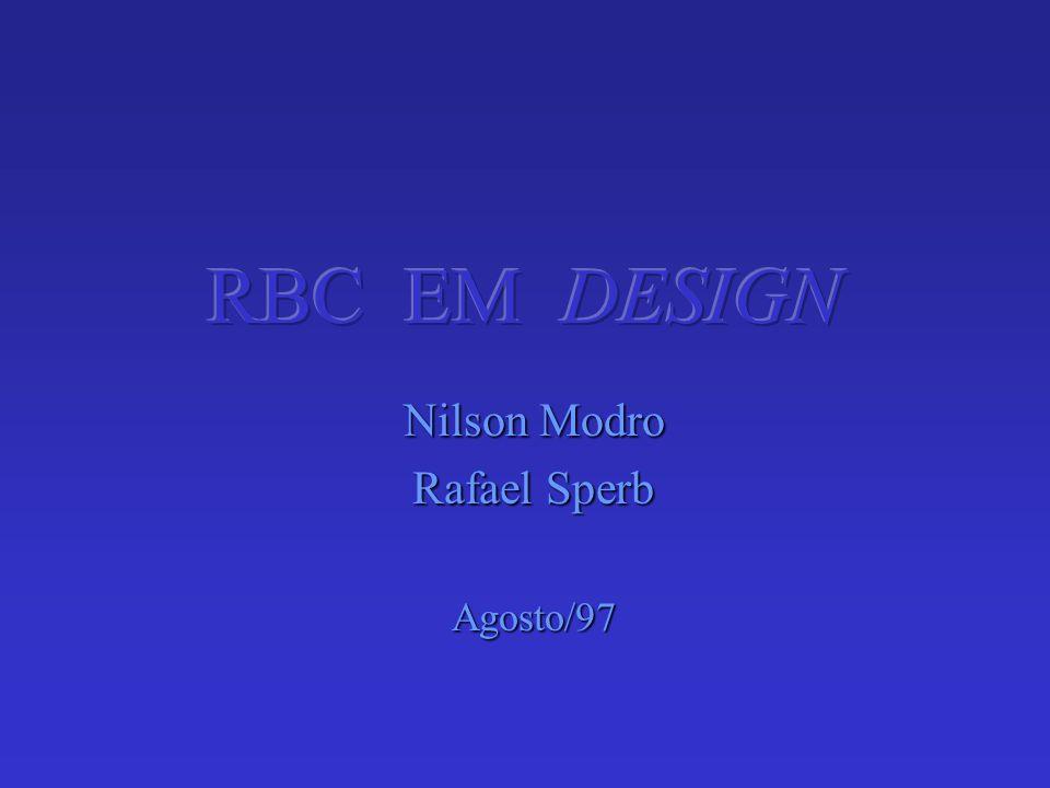 Nilson Modro Rafael Sperb Agosto/97