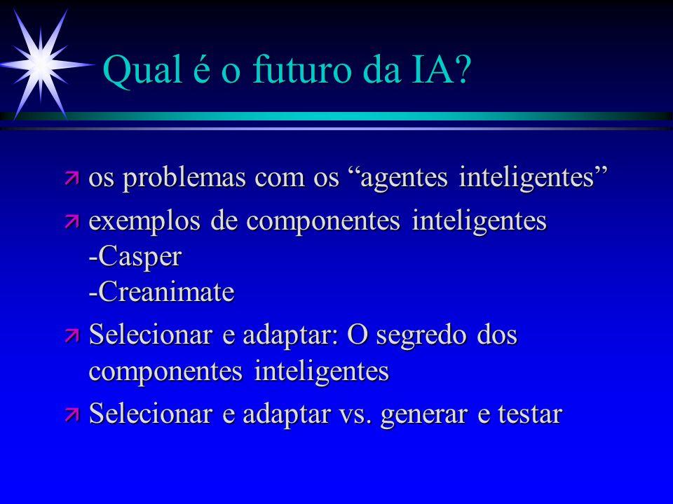 Qual é o futuro da IA.