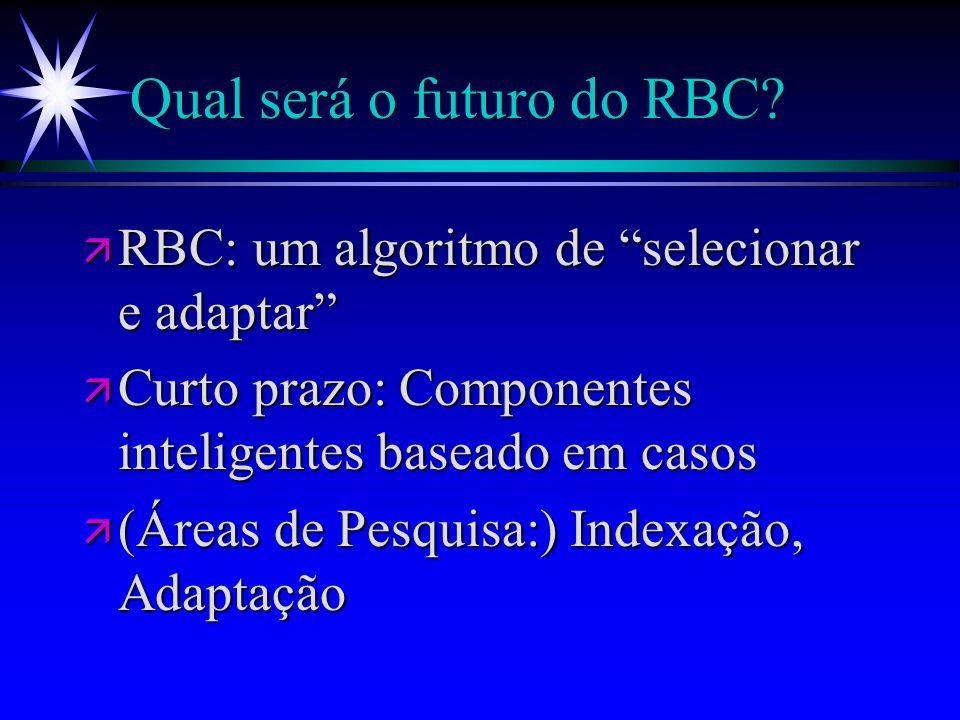 Qual será o futuro do RBC.
