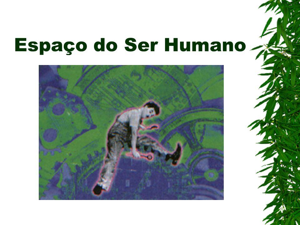 Espaço do Ser Humano