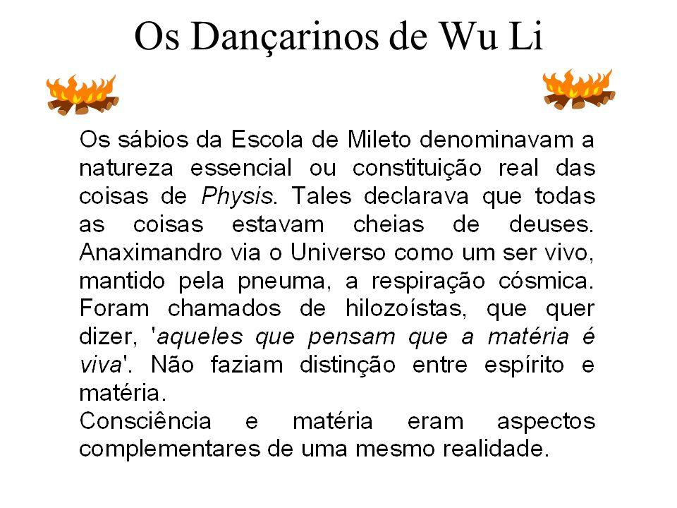 Os Dançarinos de Wu Li