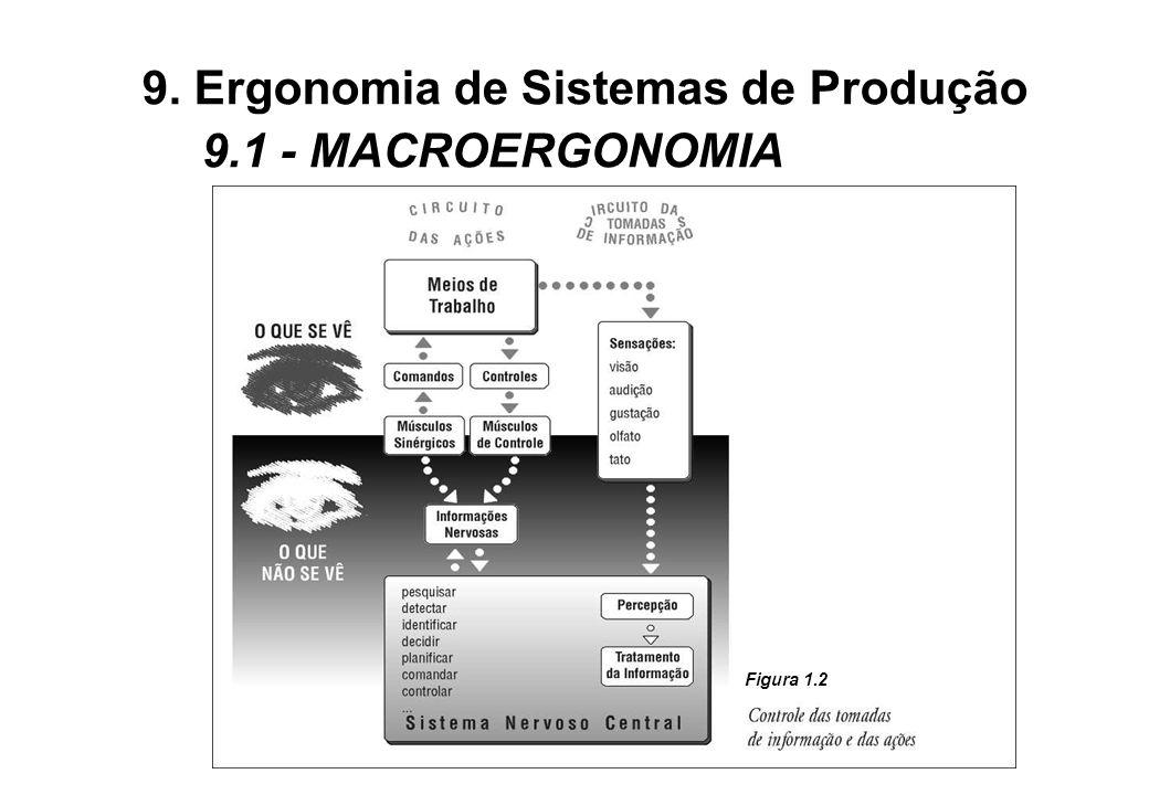 Figura 1.2 9. Ergonomia de Sistemas de Produção 9.1 - MACROERGONOMIA