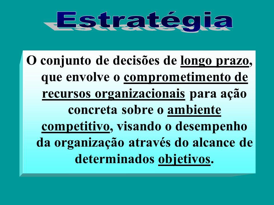 Controle Estratégico de Custos: Um Modelo Avançado Aplicável a Organizações de Serviços Prof. Antônio Diomário de Queiroz Dr. Orientador: Prof. Antôni