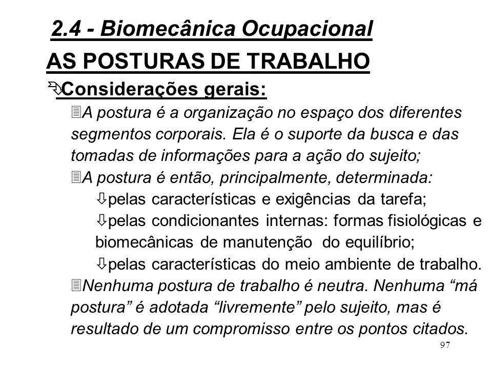 96 OS GESTOS DE TRABALHO Ì O tremor: 3Consiste em uma oscilação concomitante ao esforço aplicado, desenvolvido para conservar a posição ou a direção fixada do gesto.