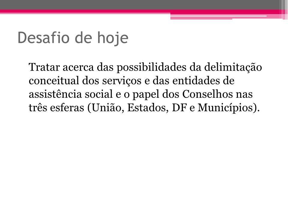 Modelos básicos definidos pelo CNAS: a) Requerimento de Inscrição de Entidade e Organização de Assistência Social com atuação em um único município (Anexo I); b) Requerimento de Inscrição de Entidade e organizações de assistência social com a atuação em mais de um município, que deverão inscrever os serviços, programas, projetos e benefícios socioassistenciais nos conselhos de assistência social dos respectivos municípios e o DF (Anexo II); c) Requerimento de Inscrição de Serviços, Programas, Projetos e Benefícios Socioassistenciais para as entidades que não tem atuação preponderante na área da assistência social, ou seja, que atuam com foco maior em outras áreas como saúde, educação, entre outras, mas que também desenvolvem atividades na área da assistência social e tem interesse em inscrever seus serviços, programas, projetos e benefícios socioassistenciais (Anexo III).