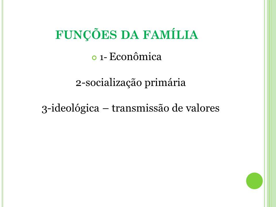 P LURALIDADE DE FAMÍLIAS