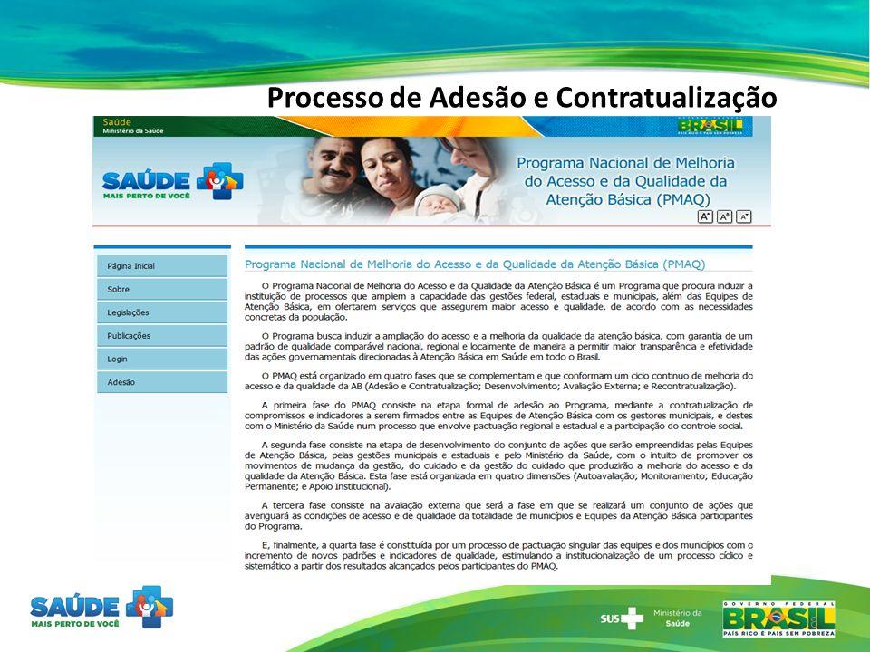 Processo de Adesão e Contratualização 8