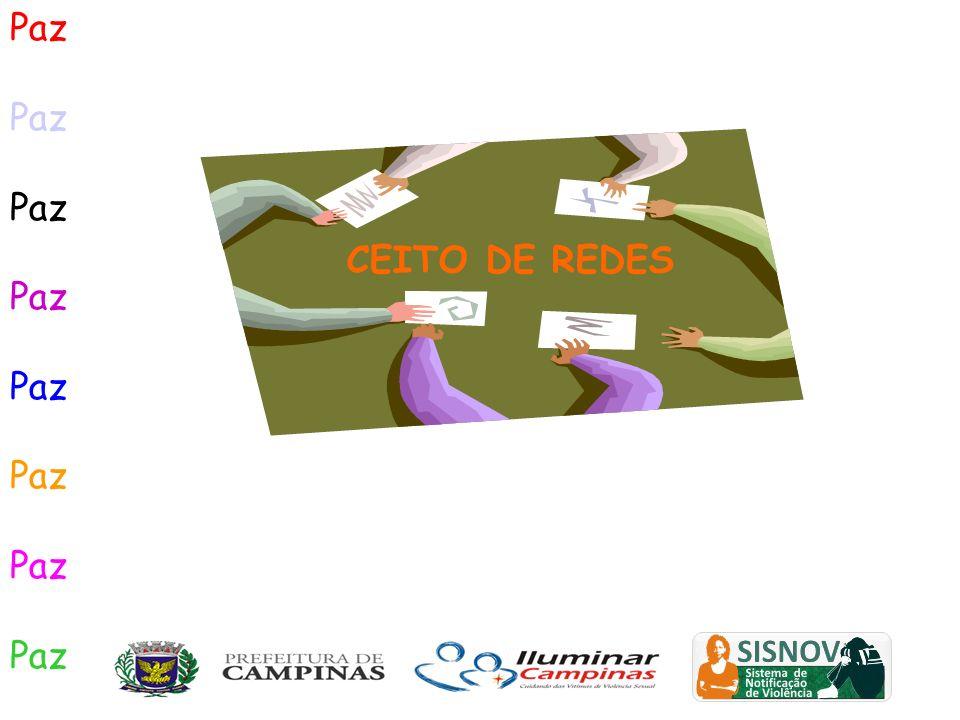 CONCEITO DE REDES Paz CEITO DE REDES