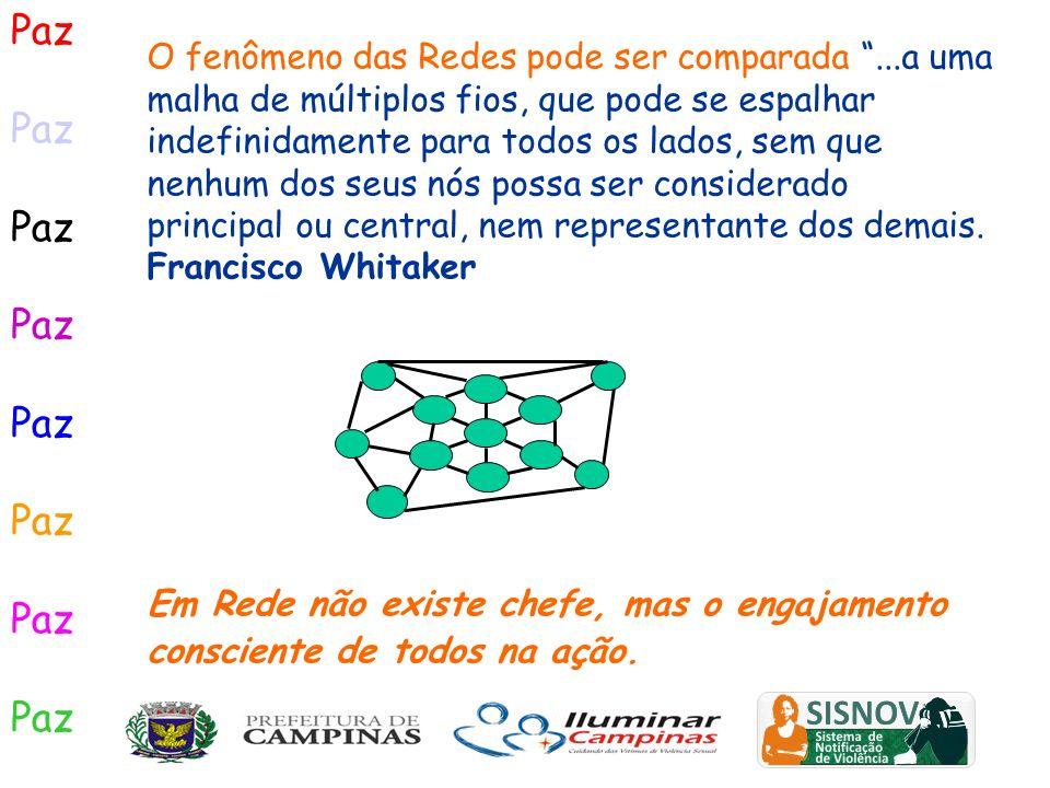 Paz Conceitos fundamentais Cuidar (Leonardo Boff ) Resiliência Outro significante Solidariedade operante Constelação, itinerários.