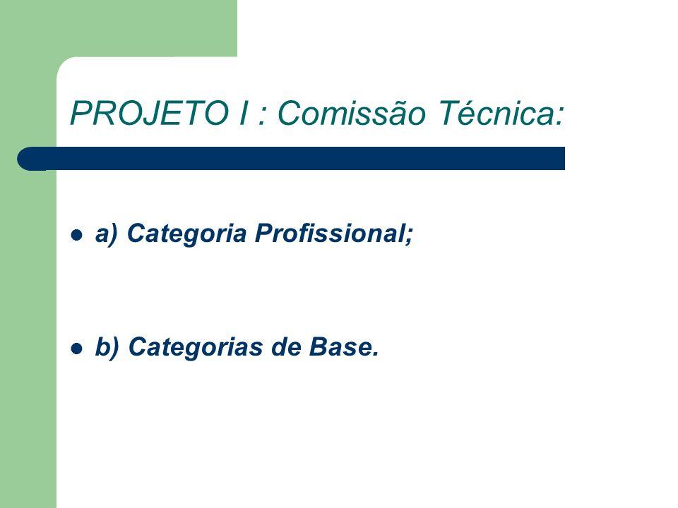 III - Fluxograma de Planejamento Geral dos Setores Treinador Prof.