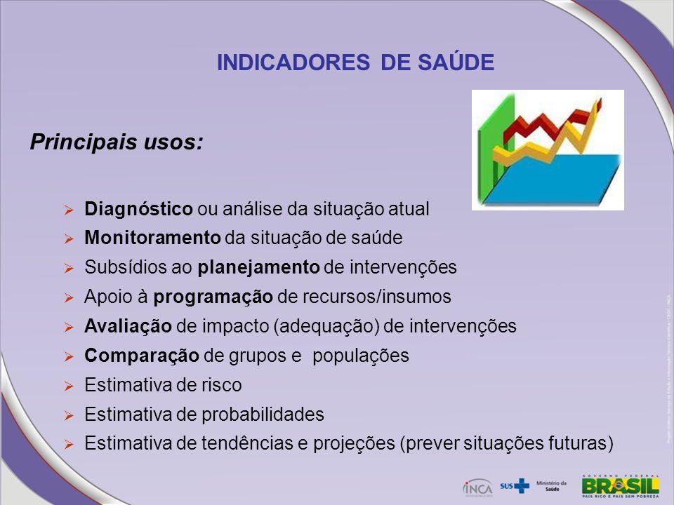 Gerenciar a informação é mais do que: Controlar Monitorar Corrigir Retroalimentar É qualificar a análise buscando compreender a realidade e propor ações de transformação correspondentes INSTITUTO NACIONAL DE CÂNCER Atencao_oncologica@inca.gov.br TELEFONE +55 (021) 3207-5643/5512 Acesse nossos sites: www.inca.gov.br/mama e www.inca.gov.br/uterowww.inca.gov.br/mamawww.inca.gov.br/utero