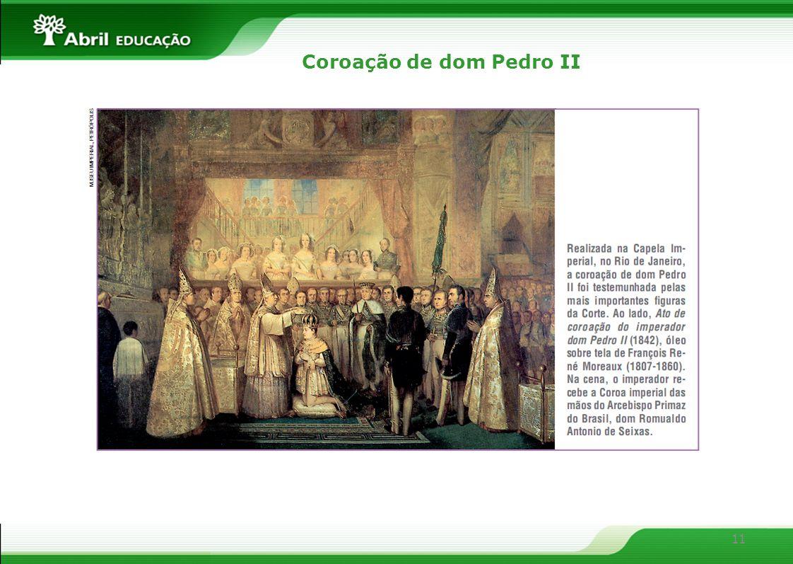 11 Coroação de dom Pedro II