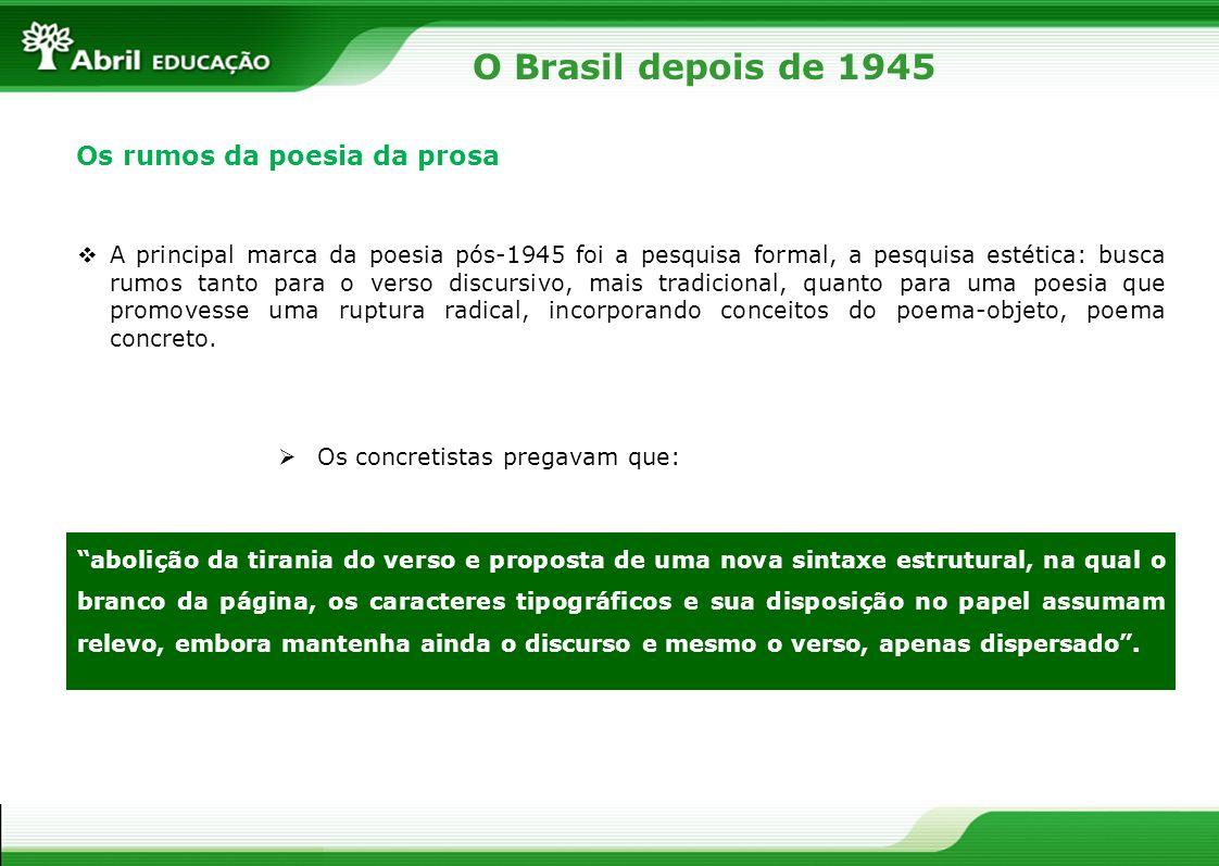 O Brasil depois de 1945 Clarice Lispector Os desastres de Sofia Qualquer que tivesse sido o seu trabalho anterior, ele o abandonara, mudara de profissão, e passara pesadamente a ensinar no curso primário: era tudo o que sabíamos dele.