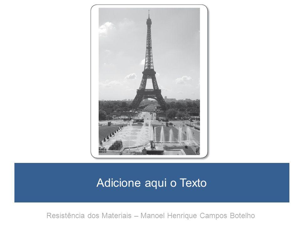 Resistência dos Materiais Para entender e gostar Capítulo 24 Arcos e vigas curvas Resistência dos Materiais – Manoel Henrique Campos Botelho
