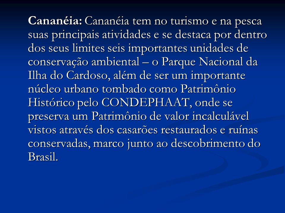 Ilha do Cardoso: Um dos mais importantes criadouros de espécies marinhas do Atlântico Sul, o Parque Estadual da Ilha do Cardoso.