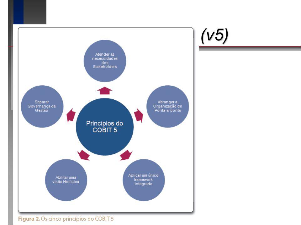 COBIT – Princípio (v5) COBIT – Princípio (v5)