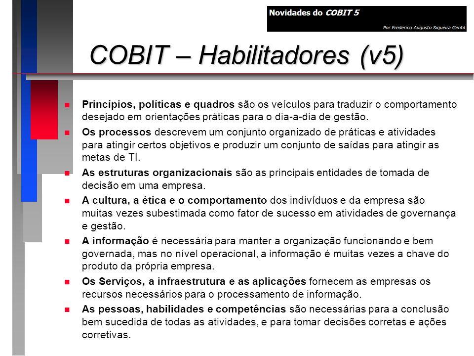 n n Princípios, políticas e quadros são os veículos para traduzir o comportamento desejado em orientações práticas para o dia-a-dia de gestão. n n Os