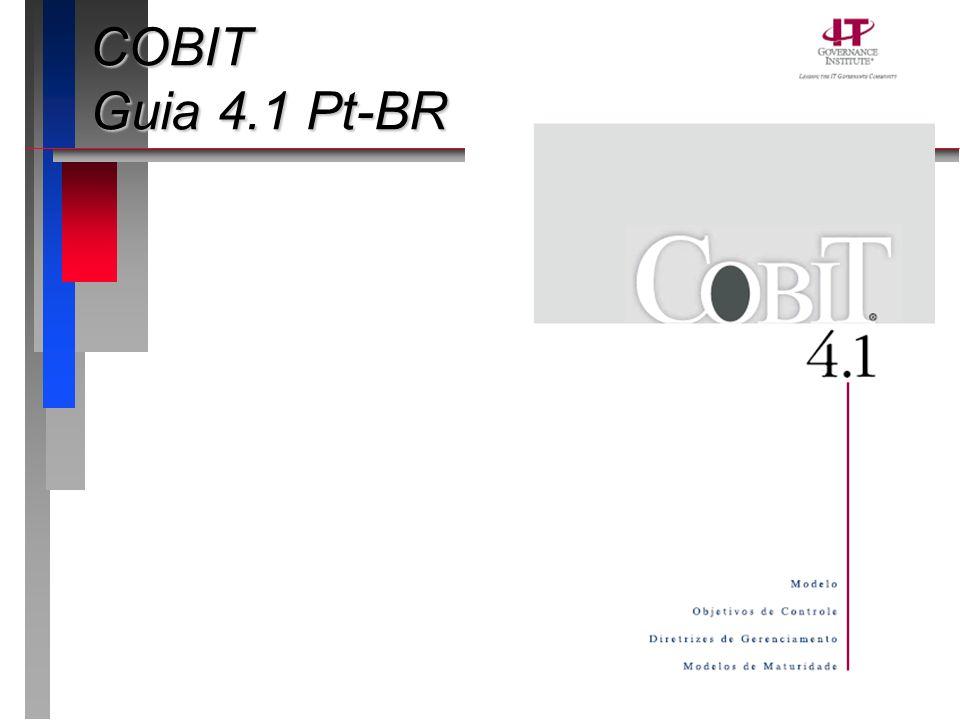 COBIT Guia 4.1 Pt-BR