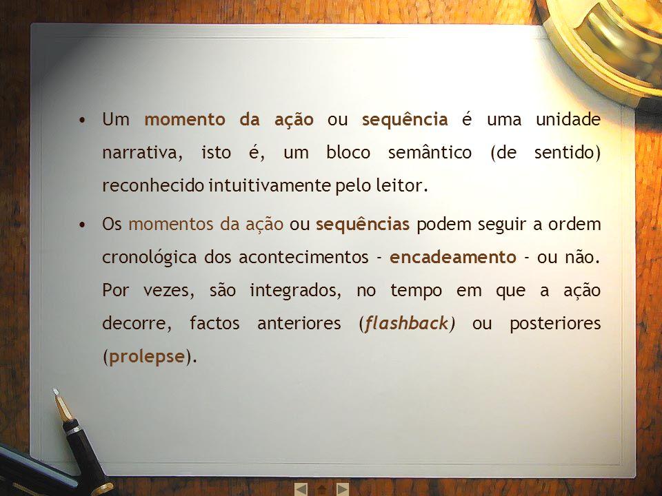 O narrador, de acordo com o foco narrativo adotado, será em 1ª ou 3ª pessoa.