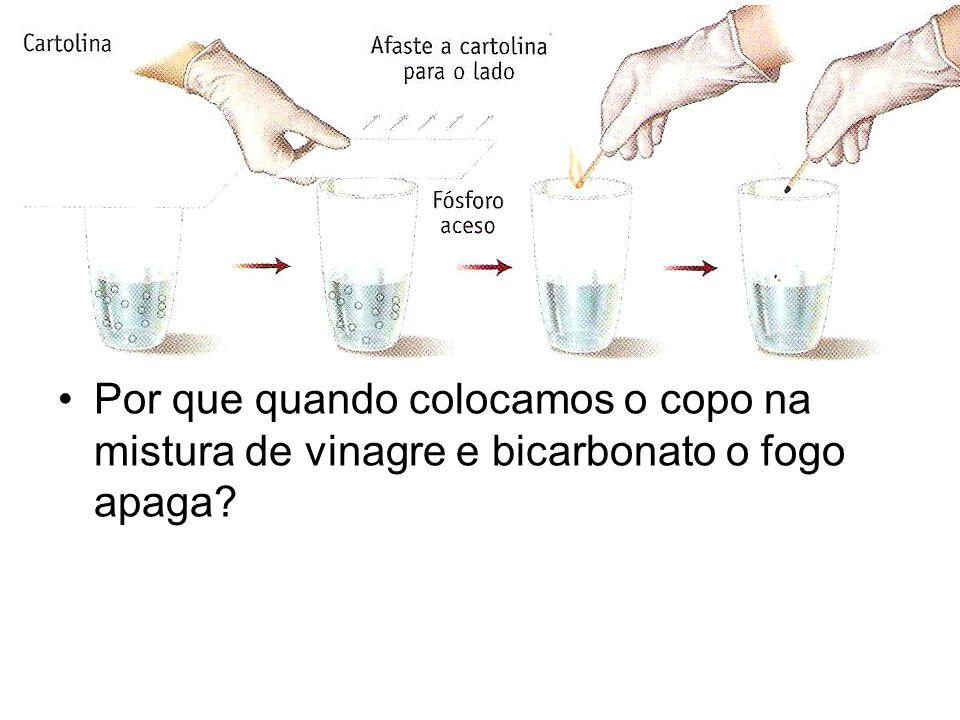 Por que a chama reacende quando misturamos água oxigenada e bióxido de manganês?