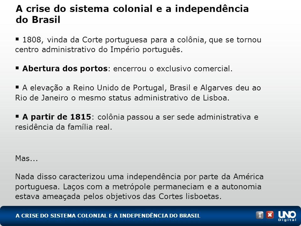 Pode ser considerada a primeira e maior revolta independentista.