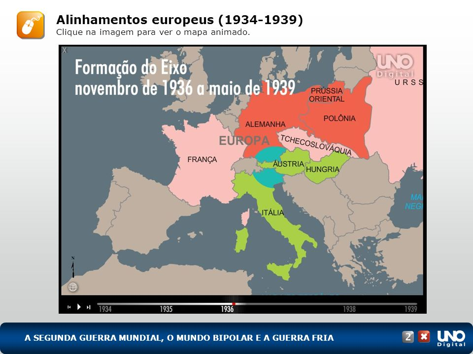 Potências do Eixo: práticas genocidas; extermínio étnico, cultural, político ou comportamental; escravização; utilização de humanos em experimentos químicos ou biológicos e confinamento em prisões ou campos de concentração Manipulação das massas em prol dos interesses alemães, italianos e japoneses URSS: maior número de mortos – cerca de 26 milhões de pessoas Exército alemão é derrotado na Batalha de Stalingrado, que se prolongou de julho de 1942 a fevereiro de 1943.