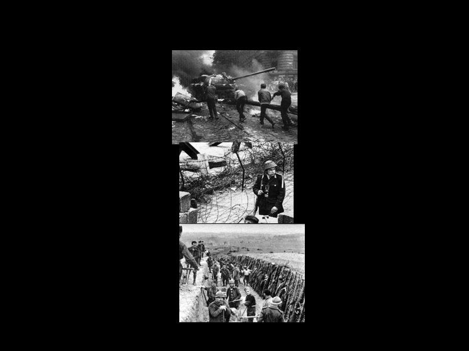 1950 – Guerra da Coréia A Guerra da Coréia travou-se entre 25 de Junho de 1950 e 27 de Julho de 1953, opondo a Coréia do Sul e seus aliados, que incluíam os Estados Unidos da América e o Reino Unido, à Coréia do Norte, apoiada pela República Popular da China e pela antiga União Soviética.