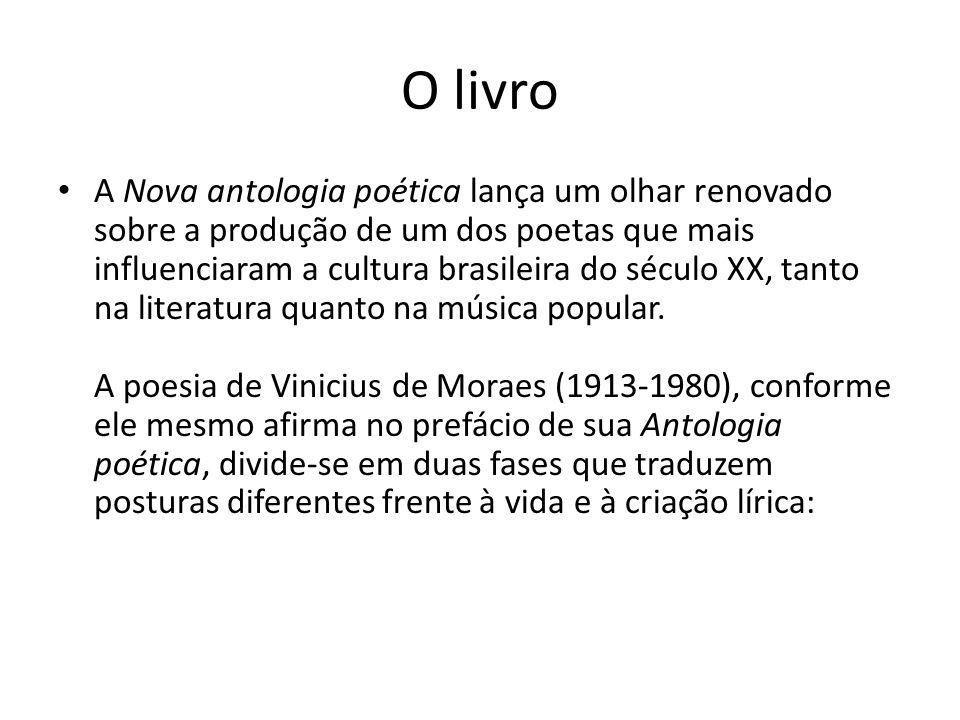 O livro A Nova antologia poética lança um olhar renovado sobre a produção de um dos poetas que mais influenciaram a cultura brasileira do século XX, t