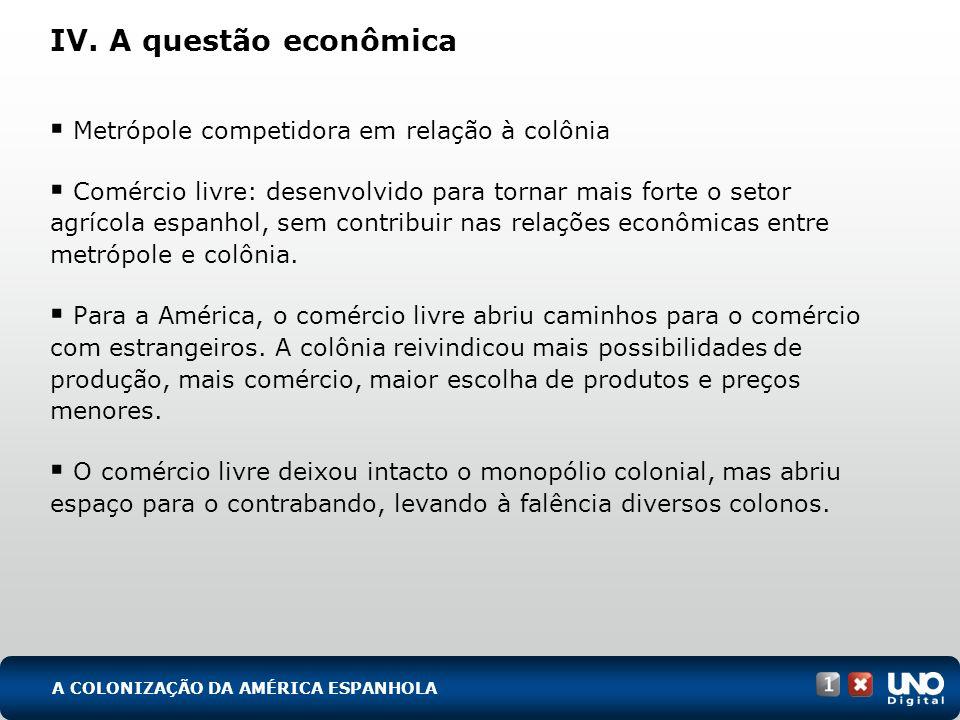 (PUC-RJ) O historiador Sérgio Buarque de Holanda, em seu livro Raízes do Brasil, compara as experiências colonizadoras portuguesa e espanhola na América.