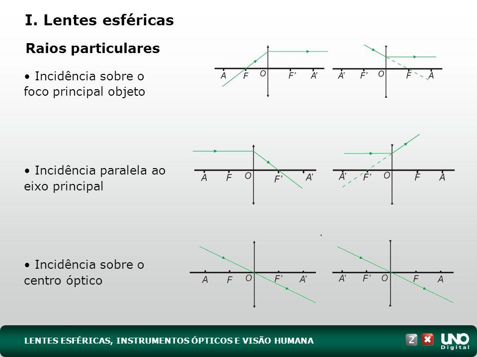 (PUC-Campinas-SP) Um objeto real é disposto perpendicularmente ao eixo principal de uma lente convergente, de distância focal de 30 cm.