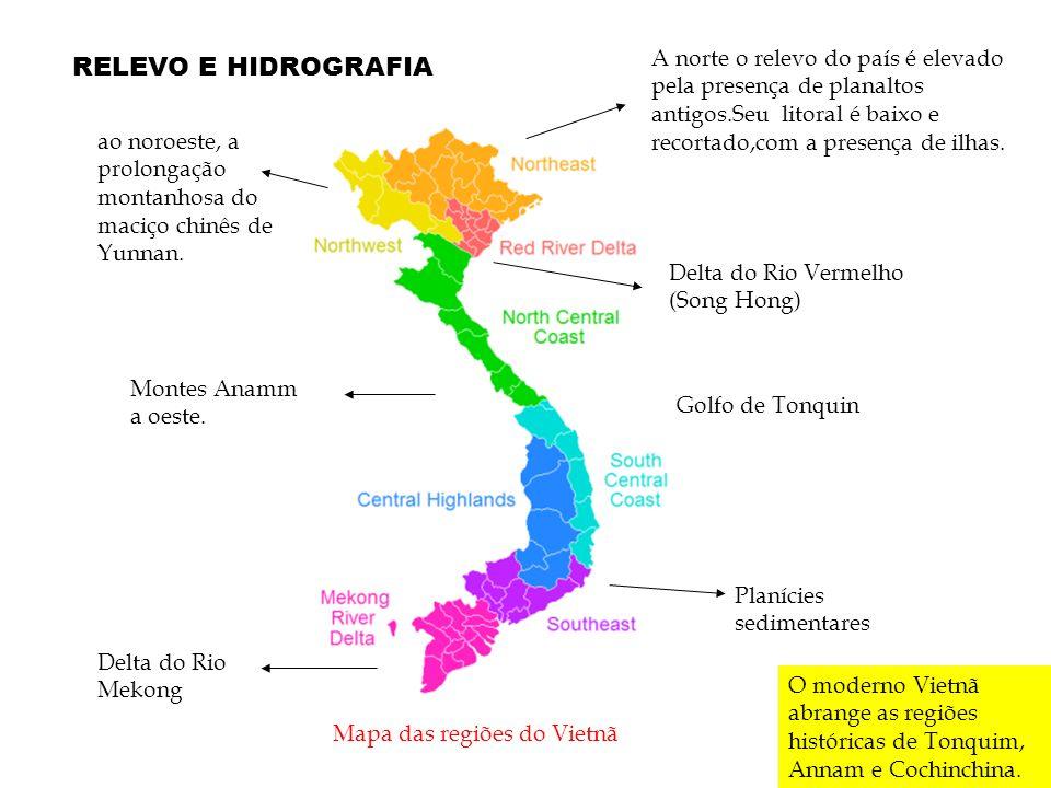 + HIDROGRAFIA Rio Mekong Comprimento:4.350 km Posição : 13º Foz:Mar da China Meridional Área da bacia:795.000 km 2 Delta:Delta do Mekong O Mekong é um rio no sudeste asiático.