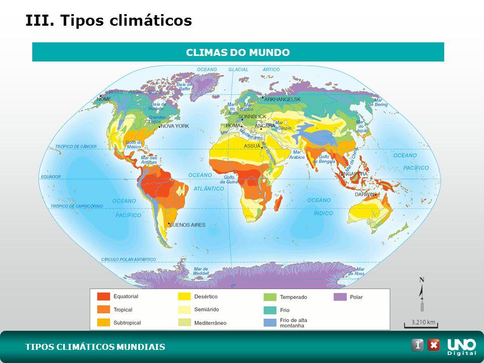 (UFRJ) Os principais desertos do mundo estão localizados nas áreas próximas aos trópicos.